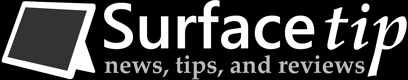 Surface Tip Logo