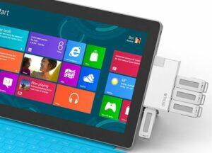 1. TROND Super Slim USB Hub 3.0 for Microsoft Surface