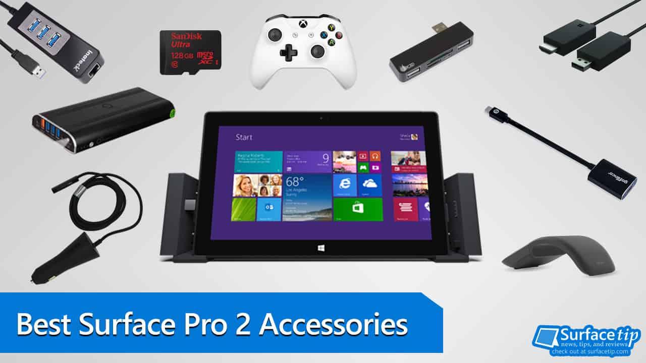Best Surface Pro 2 Accessories