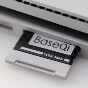 BASEQI Aluminum MicroSD Adapter for Microsoft Surface Book