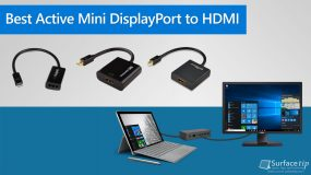 Best Active Mini DisplayPort to HDMI Adapter for Microsoft Surface in 2019