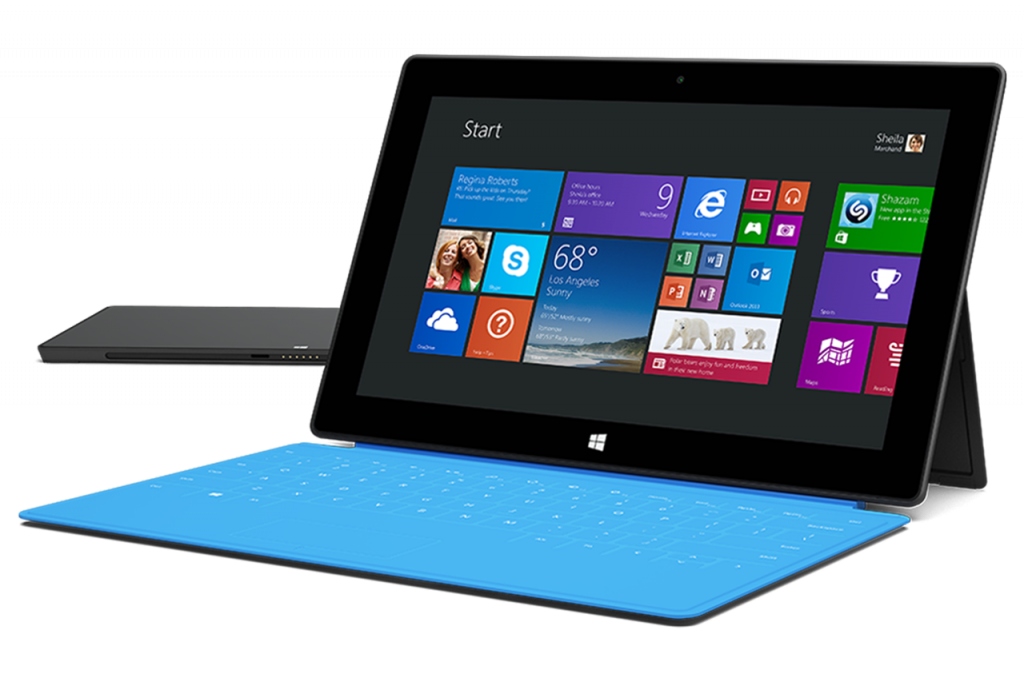 surface pro 3 screen size