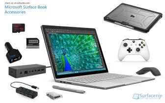 Best Microsoft Surface Book Accessories