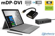 Best Active Mini DisplayPort to DVI Adapter for Surface Reviews