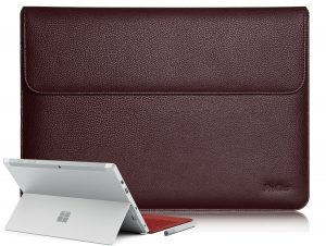 ProCase Wallet Sleeve Case for Surface 3