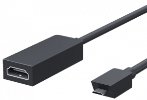 Microsoft HD Digital A/V Adapter for Surface RT
