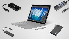 Best Portable USB Hubs for Surface Book in 2019