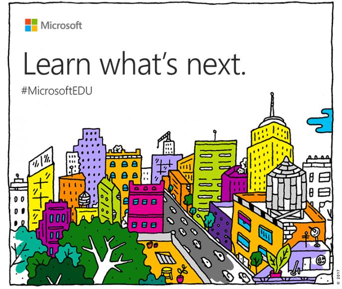 Microsoft May Event Invitation