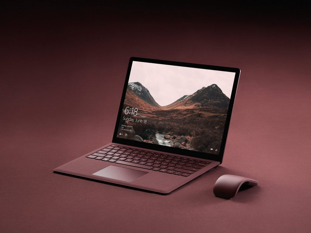 Surface Laptop Leaked Images