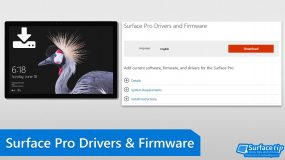 How to Download and Install the Latest Surface Pro (2017) Drivers and Firmware
