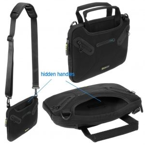 Evecase Surface Pro Multi-Functional Messenger Briefcase