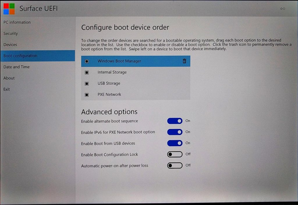 how to set bios to default