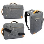 VanGoddy Collection 3 in 1 Shoulder Bag Backpack and Messenger Bag for Microsoft Surface Pro