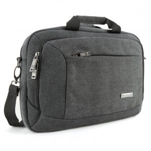 Evecase Canvas Messenger Bag
