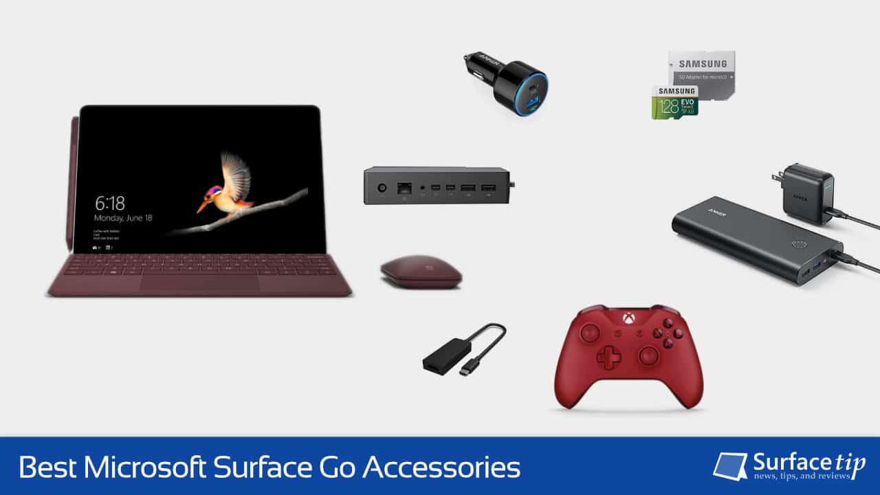 Best Microsoft Surface Go Accessories