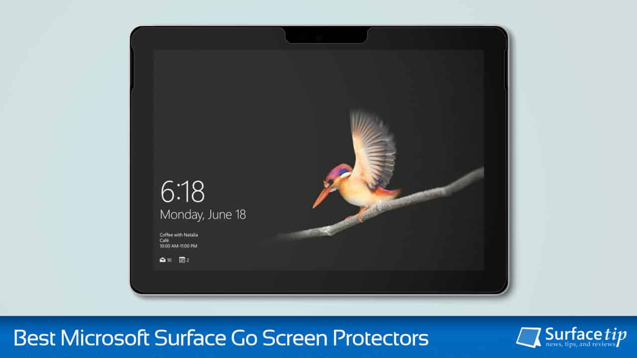Best Surface Go Screen Protectors