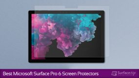 The Best Surface Pro 6 Screen Protectors for 2019
