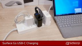Surface Go USB-C Charging