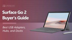 Best Surface Go 2 USB Hubs